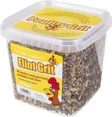 Chicken lickin flint poultry grit
